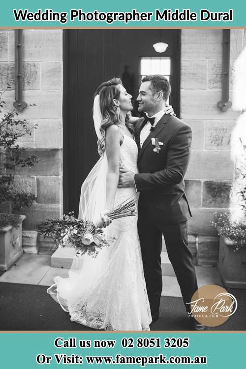 Photo of the Bride and the Groom Middle Dural NSW 2158